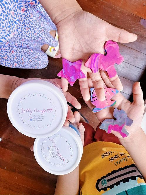 Slime Making & Clay Magnet Workshop