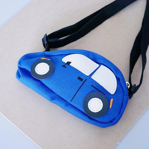 Car in Blue