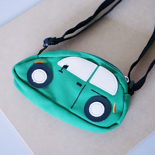 Car in Green
