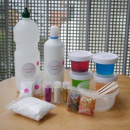 DIY Slime Making Jumbo Pack