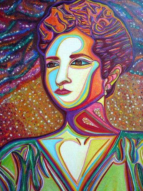 Concepcion Ayala Portrait