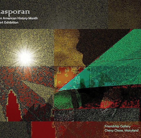 Diasporan Exhibition Catalog