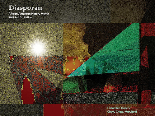 Diasporan Catalog Sponsorship (Outside Back Cover)
