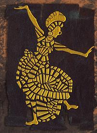 Golden Dancer 1