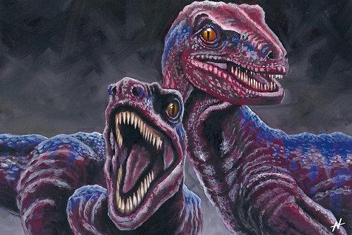 """""""Toronto Raptors"""" by Noah Hartley"""
