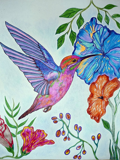 """""""Whispering Wings"""" by Jerome Smith"""