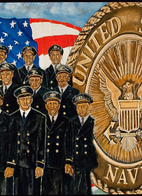 Golden 13 (First US Navy Black Officers)