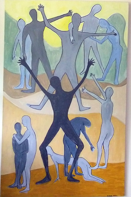"""""""Together"""" by Rose Epstein Mosner"""