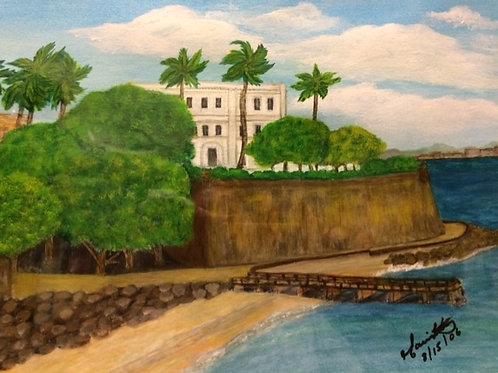 Beautiful Old San Juan