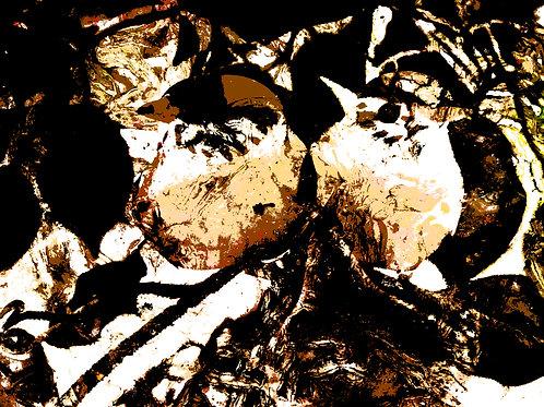 """Two Birds, No Stone"" by Darren Thompson Jr"