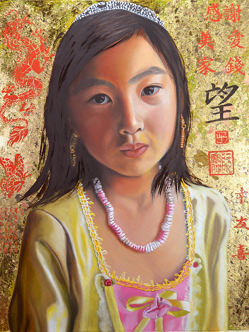 """""""Princess Marie-Claire"""" by Thu Nguyen"""