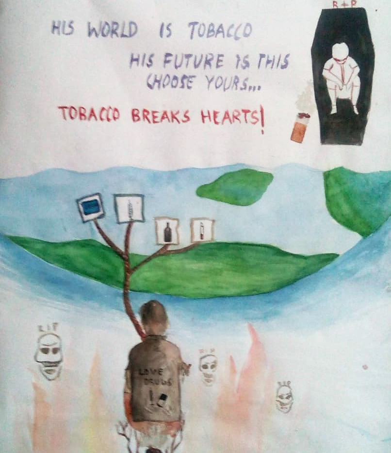 Tobacco Breaks Heart