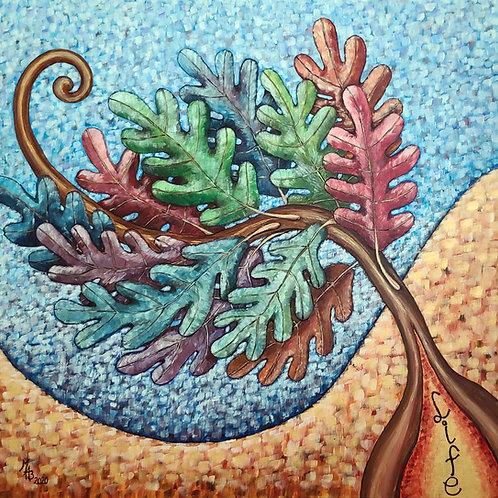 """""""Plants Are Life"""" by Maria Brito"""