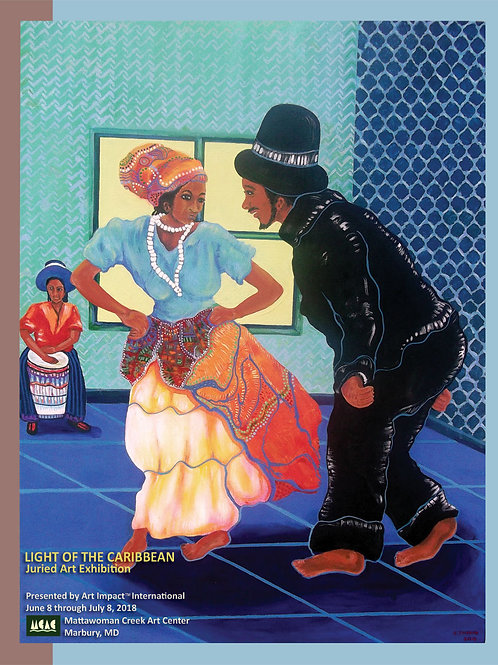 Light of the Caribbean Art Exhibition Catalog