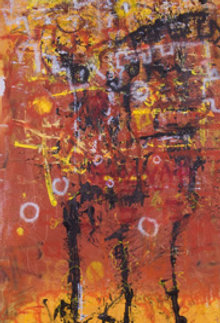 Basquiat's Sun