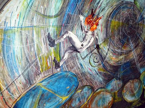 """Parabolique Wae"" by  David Camero"