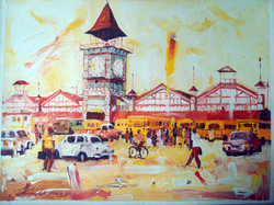 Stabroek Market in the 60s