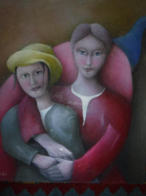 """Sisters"" by Alfredo DeCurtis"