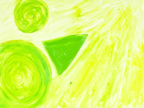 """""""Green Intrusion"""" by Nina Soyfer"""