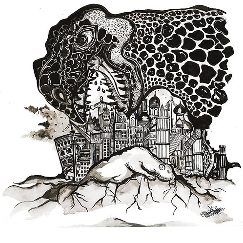 """The Evil Eyes"" by  Chithra Unnikrishnan"