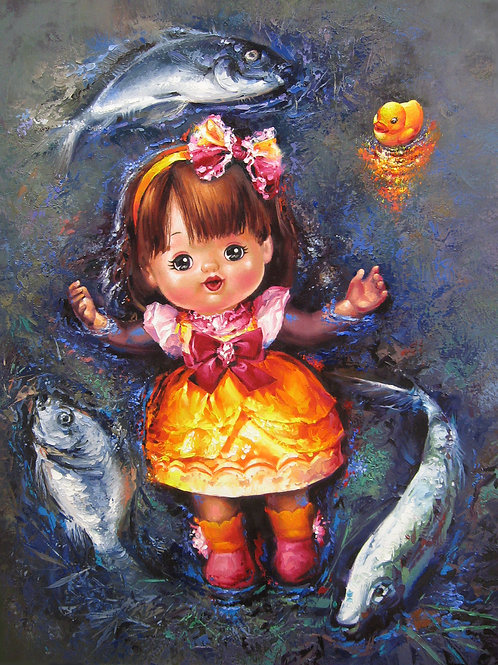 """""""Unrecycled Doll"""" by Younes Ansari"""