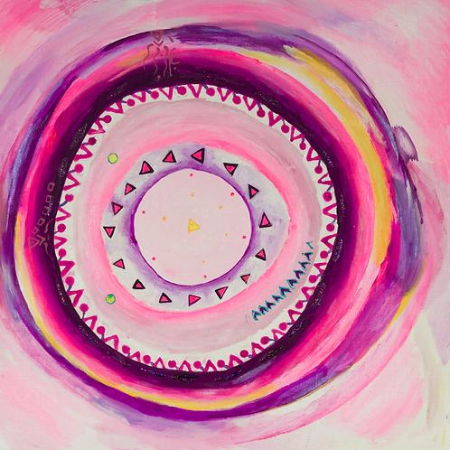 """World of India"" by Nina Soyfer"