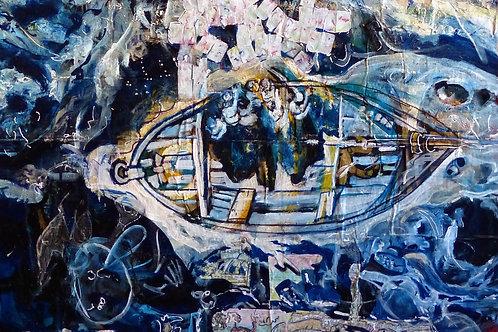 """Fisher of Men"" by Elena Gastón Nicolás"
