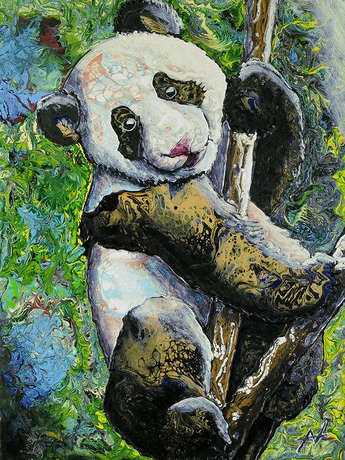 """""""Giant Panda"""" by Noah Hartley"""