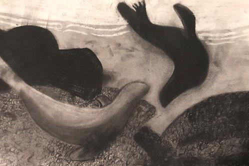 """The Darkness of the Ocean"" by Heather Koschalk"