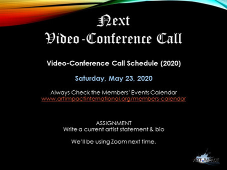 Members' Video-Conference Call #39