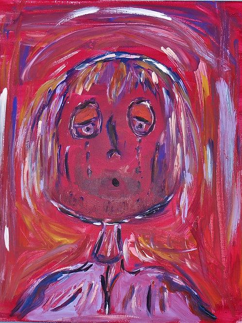"""Broken Man"" by Andrew Armas"