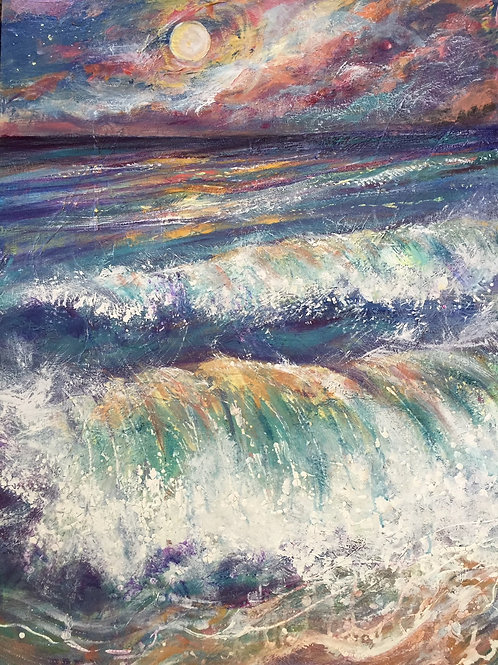 """Incoming Tide"" by Karen Julihn"