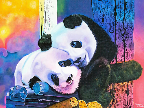 """""""Endangered Love"""" by Angee Ferrin"""