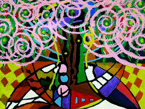"""Tree Of Life (One of a Kind)"" by Winston Harris"