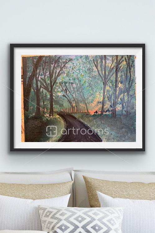 """""""Endangered Forest"""" by  Rakhi Sapra"""