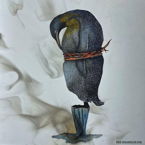 """Untitled"" (2) by Shoaib Wazir"