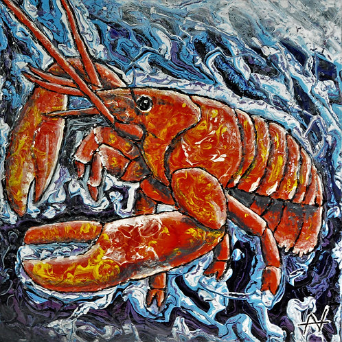 """Red Lobster"" by Noah Hartley"