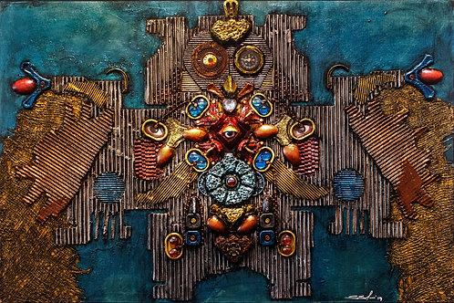 """""""Owl of Wisdom"""" by Alejandro Selmi"""