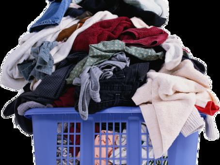 The Resurrection Laundry Miracle