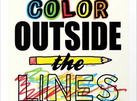 Color Outside the Lines - Romans 12:1-8