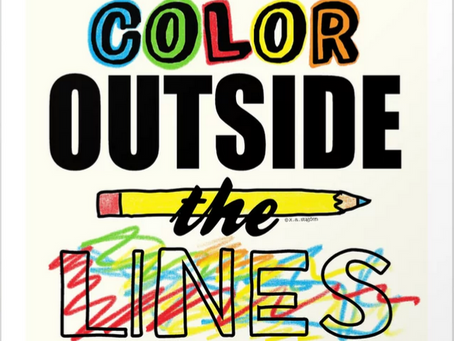 Color Outside the Lines - Romans 12:1-8