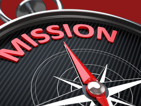 The mission Continues - Luke24: 44-53