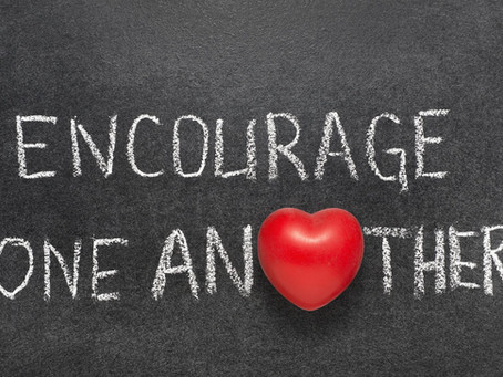 Encourage One Another - Thessalonians 5:1-11