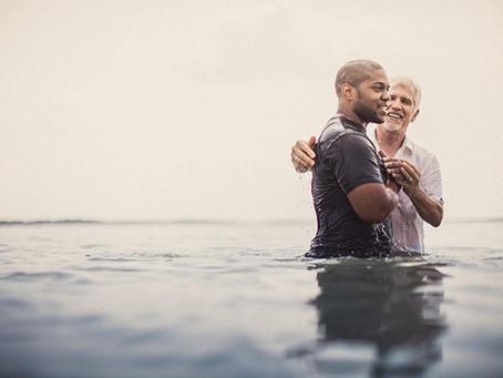 Both Went Down Into the Water -Acts 8: 26-40