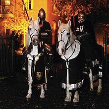 Nachtruiters halloween evenement
