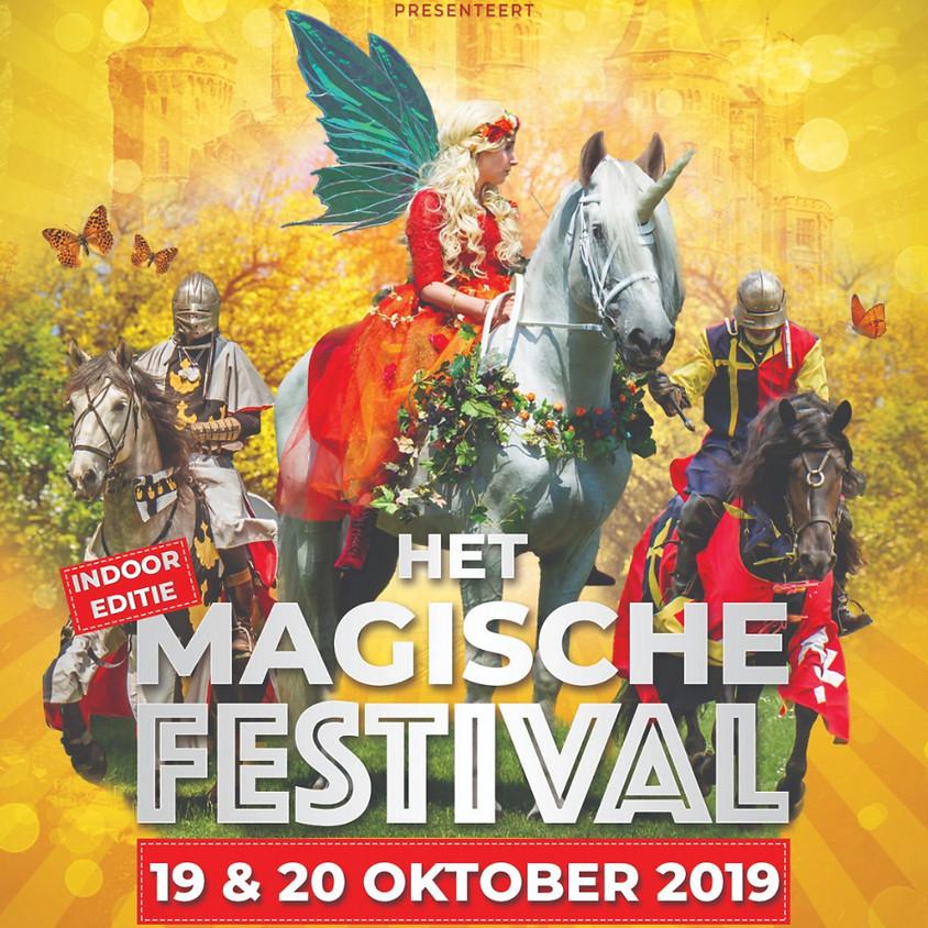 Het Magische Festival | Zaterdag 19 oktober 2019 | Blok B. 17.00 - 21.00u