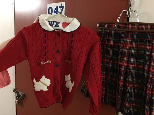 Kids Scottie Outfit, 6