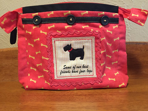 "9""x 7"" Make Up Bag"
