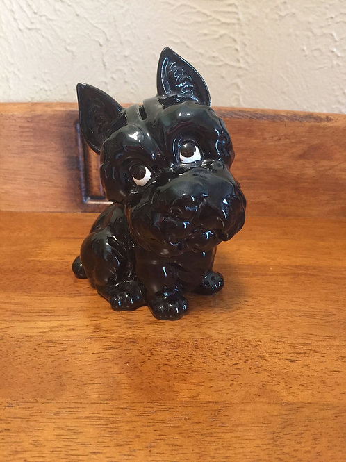 "5"" Ceramic Scottie"