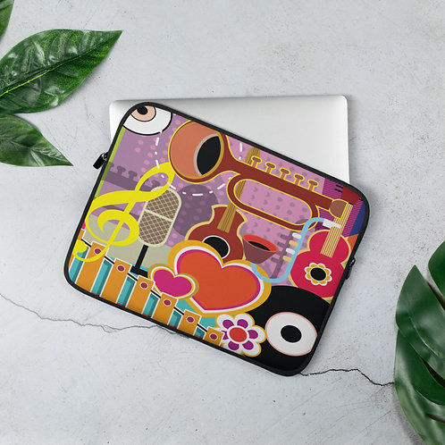 Musical Life - Laptop Sleeve